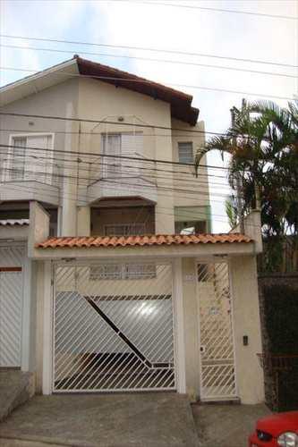 Sobrado, código 2084 em Taboão da Serra, bairro Parque Monte Alegre