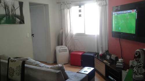 Apartamento, código 2042 em São Paulo, bairro Jardim Monte Kemel
