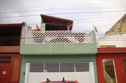 Casa, código 2032 em Taboão da Serra, bairro Jardim Kuabara