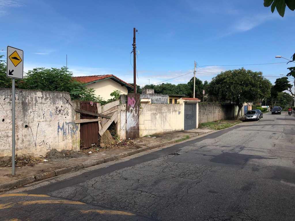 Terreno em São Paulo, no bairro Jardim Monte Kemel