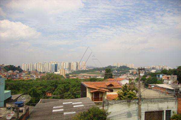 Sobrado em Taboão da Serra, bairro Cidade Intercap