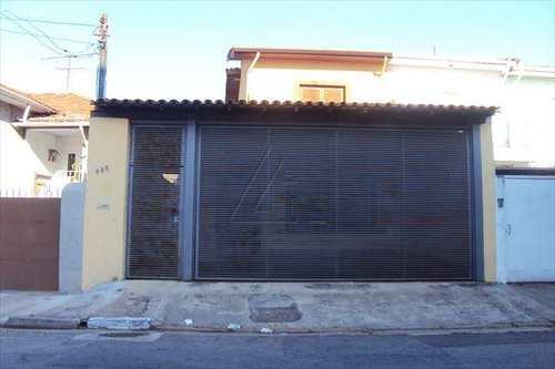 Sobrado, código 1447 em São Paulo, bairro Vila Sônia