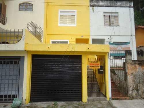 Sobrado, código 1417 em São Paulo, bairro Jardim Jussara