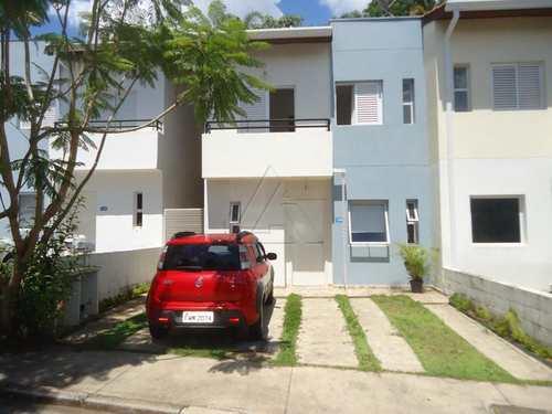 Sobrado de Condomínio, código 1344 em Cotia, bairro Paisagem Renoir