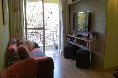 Apartamento, código 1020 em São Paulo, bairro Jardim Monte Kemel