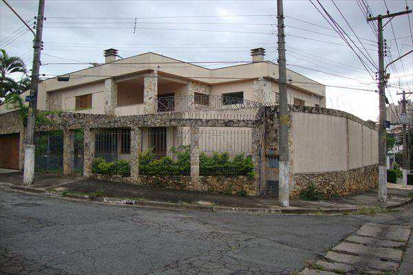 Sobrado em São Paulo, bairro Jardim Jussara