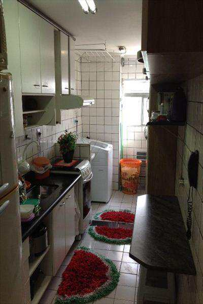 Apartamento em São Paulo, bairro Jardim Jaqueline