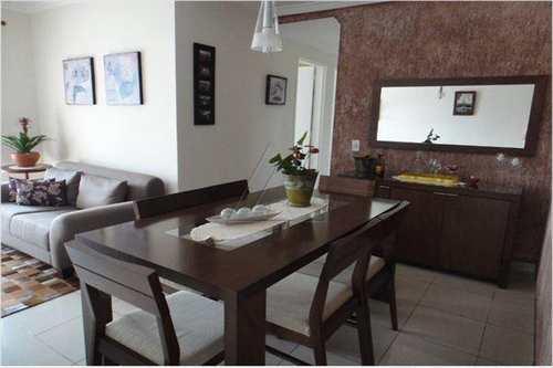 Apartamento, código 84 em São Paulo, bairro Jardim Colombo