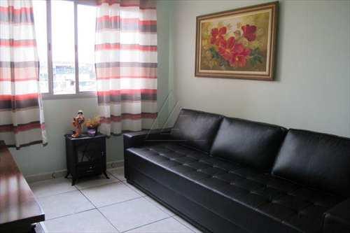 Apartamento, código 74 em São Paulo, bairro Jardim Cláudia