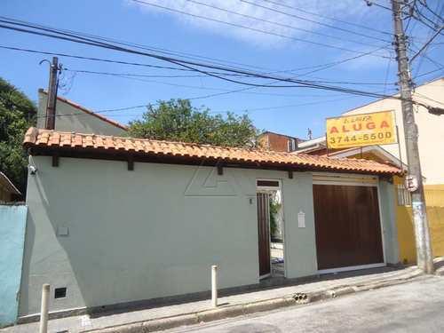Casa, código 69 em Taboão da Serra, bairro Jardim Irapua