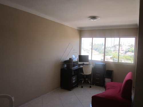 Apartamento, código 2281 em São Paulo, bairro Jardim Monte Kemel