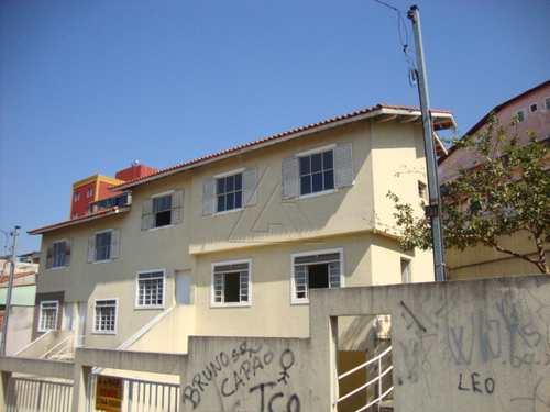 Casa, código 2300 em Taboão da Serra, bairro Cidade Intercap
