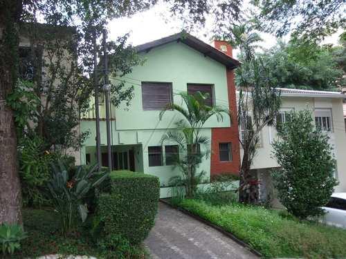 Casa de Condomínio, código 2302 em São Paulo, bairro Jardim Ampliação