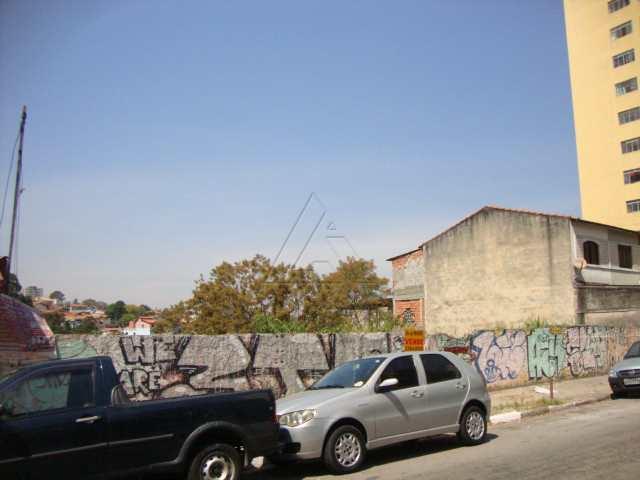 Terreno em Taboão da Serra, no bairro Jardim Monte Alegre
