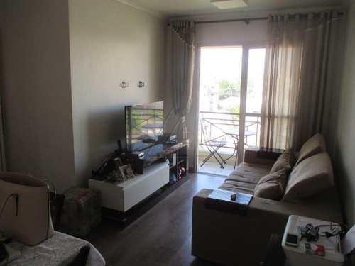 Apartamento, código 2350 em São Paulo, bairro Jardim Monte Kemel