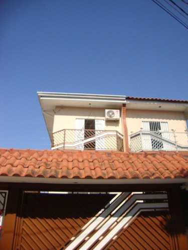 Casa, código 2361 em São Paulo, bairro Jardim Monte Kemel