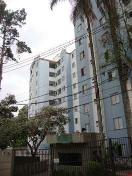 Apartamento, código 2400 em São Paulo, bairro Jardim Paris