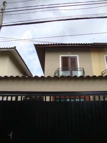 Casa, código 2458 em São Paulo, bairro Jardim Monte Kemel