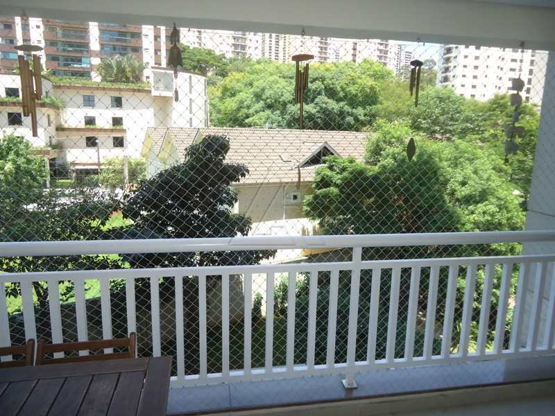 Apartamento em São Paulo, bairro Lar São Paulo
