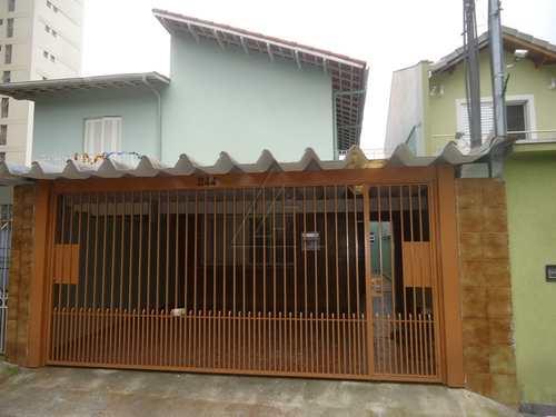 Sobrado, código 2475 em São Paulo, bairro Jardim Morro Verde