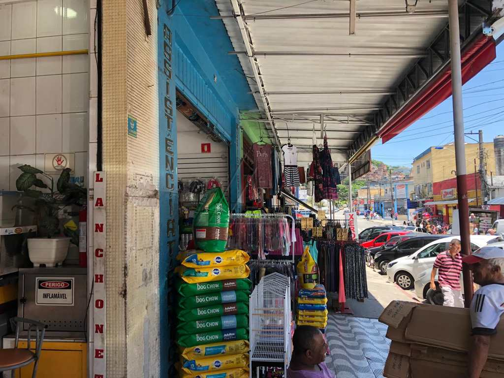 Fundo de comércio em Taboão da Serra, bairro Jardim Mituzi