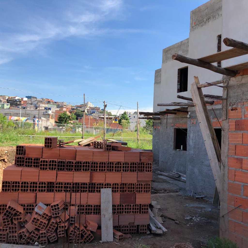 Sobrado em São Paulo, bairro Jardim Campo Limpo
