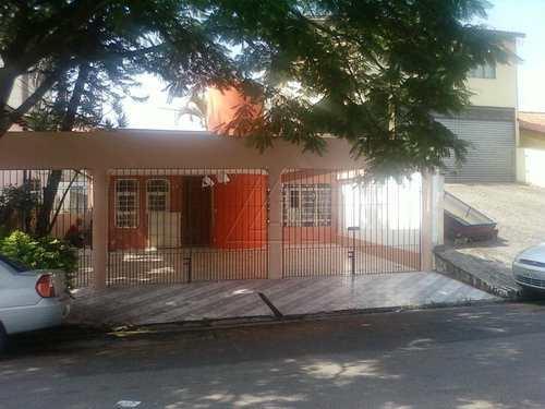 Casa, código 2515 em São Paulo, bairro Jardim Jussara