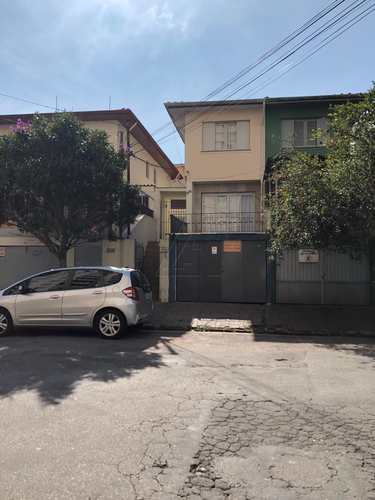 Sobrado, código 2518 em São Paulo, bairro Jardim Monte Kemel