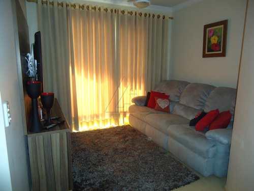 Apartamento, código 2535 em Taboão da Serra, bairro Chácara Agrindus
