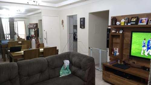 Apartamento, código 2550 em Taboão da Serra, bairro Jardim Henriqueta