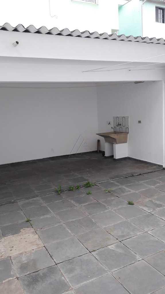 Sobrado em Telêmaco Borba, bairro Monte Alegre