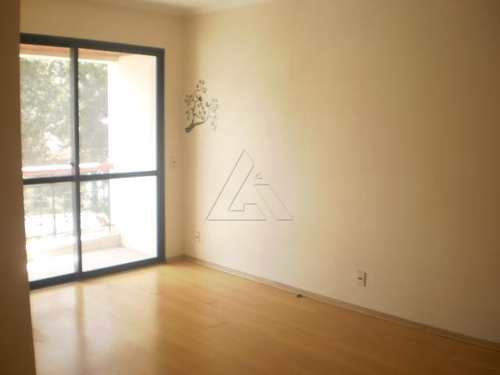 Apartamento, código 2577 em São Paulo, bairro Jardim Monte Kemel