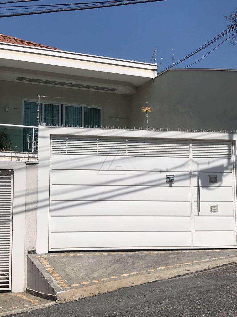 Sobrado em São Paulo, no bairro Vila Mangalot