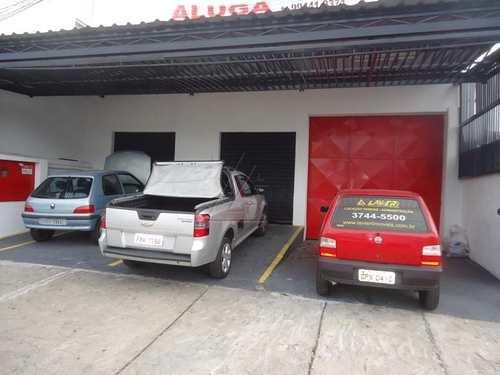 Galpão, código 2607 em São Paulo, bairro Vila Polopoli