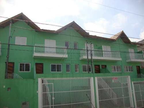 Sobrado, código 2617 em Taboão da Serra, bairro Jardim Pazini