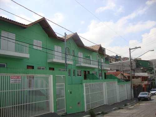 Sobrado, código 2618 em Taboão da Serra, bairro Jardim Pazini