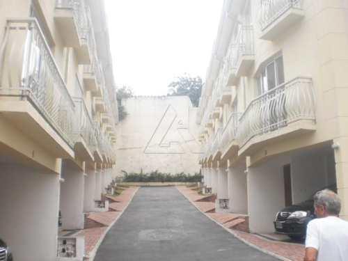 Sobrado de Condomínio, código 2653 em São Paulo, bairro Jardim Monte Kemel