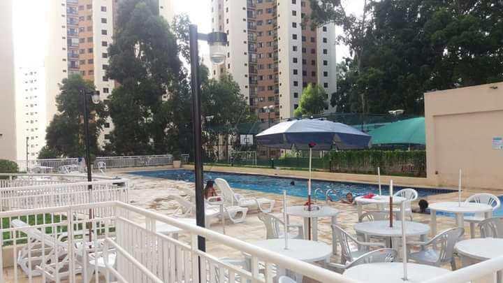 Apartamento em Taboão da Serra, bairro Parque Taboão