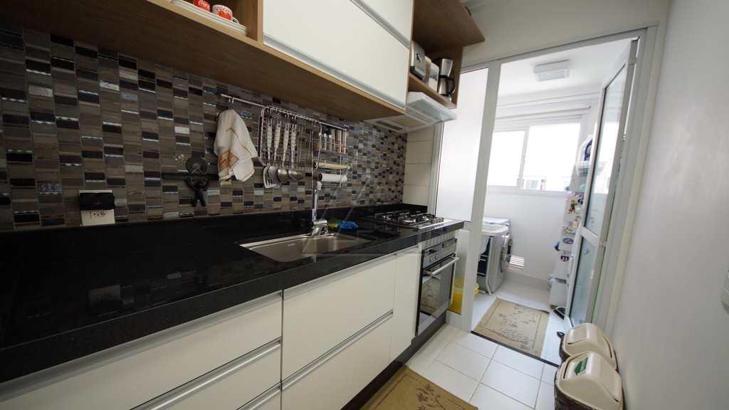 Apartamento em São Paulo, bairro Jardim Leonor