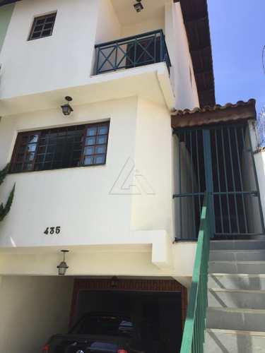Sobrado, código 2698 em São Paulo, bairro Jardim Monte Kemel