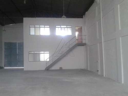 Galpão Industrial, código 2702 em Taboão da Serra, bairro Parque Laguna