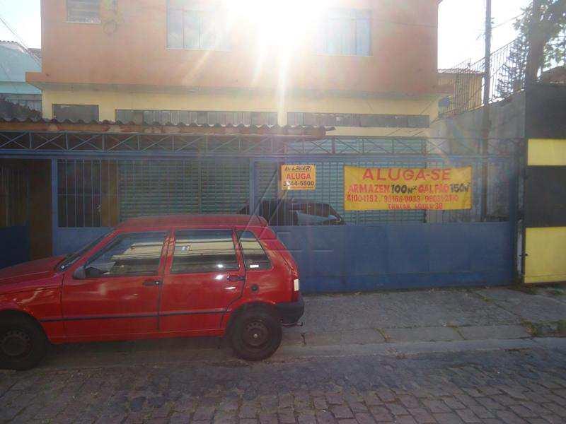 Galpão em São Paulo, no bairro Jardim Monte Kemel