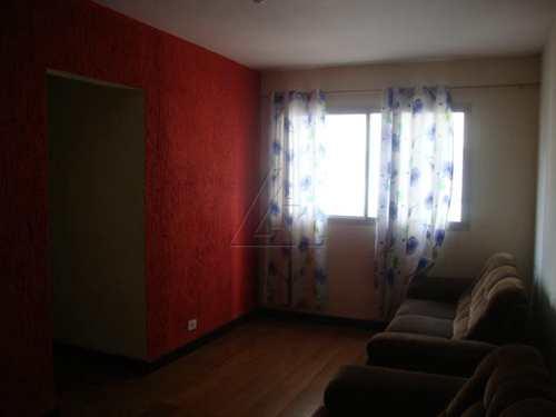 Apartamento, código 2723 em Taboão da Serra, bairro Chácara Agrindus
