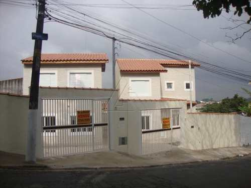Sobrado, código 2724 em Taboão da Serra, bairro Parque Monte Alegre
