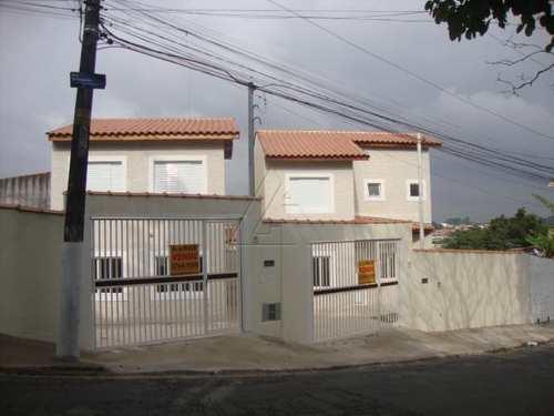 Sobrado, código 2725 em Taboão da Serra, bairro Parque Monte Alegre