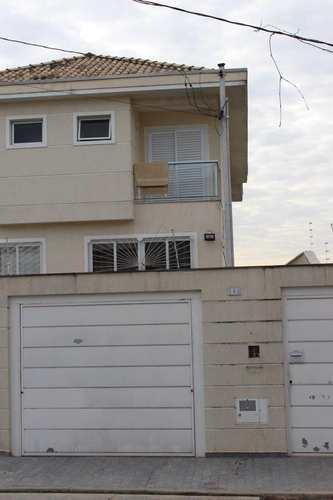 Sobrado, código 2790 em Taboão da Serra, bairro Jardim Virgínia