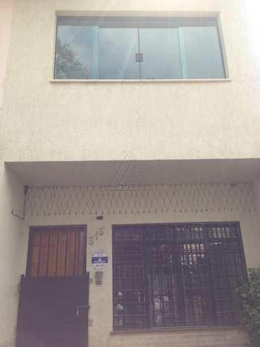 Sobrado, código 2829 em Taboão da Serra, bairro Vila Santa Luzia