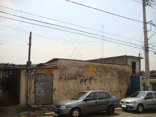 Terreno em Taboão da Serra, no bairro Jardim Mirna
