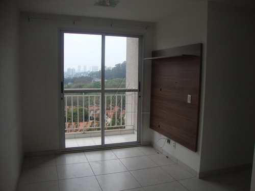 Apartamento, código 2869 em São Paulo, bairro Jardim Umarizal