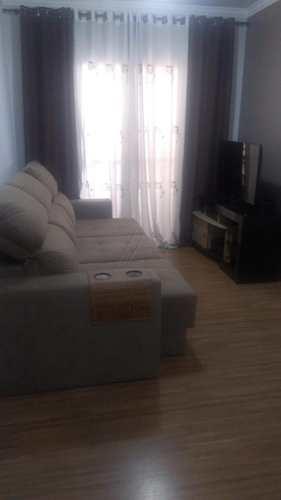 Apartamento, código 2916 em Taboão da Serra, bairro Chácara Agrindus